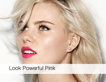 Look Powerful Pink