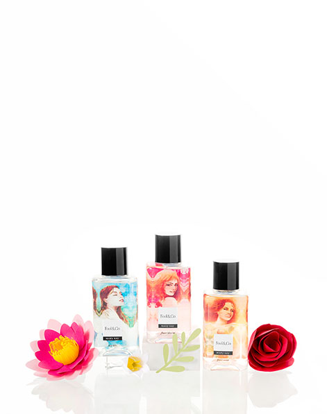 Colección Feel & Co Body Splash